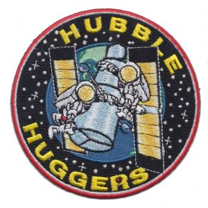 NASA/ESA  'Hubble Huggers' Commemorative Patch